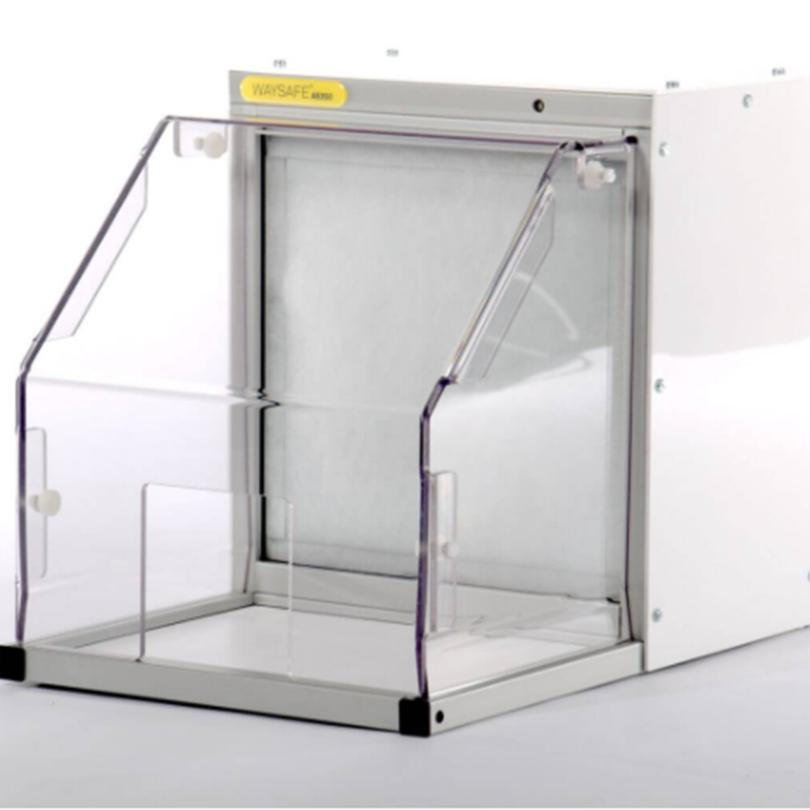气溶胶测试机柜
