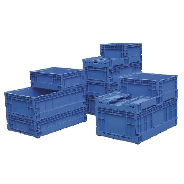 经济型可折叠周转箱