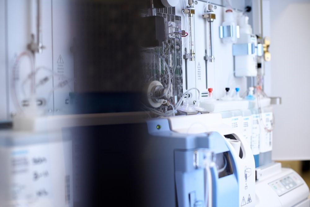 气相色谱仪的原理和结构